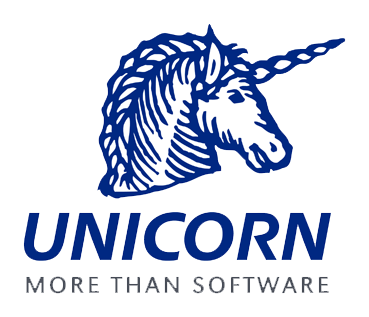 logo unicorn